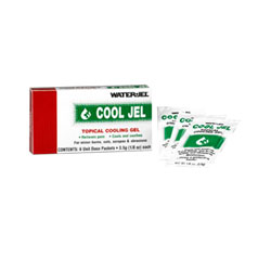 Water Jel Topical Cooling Jel / 6 per box